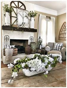 72, Stunning, Traditional, Farmhouse, Decor, Ideas, For, Your, Entire, Hou, 1