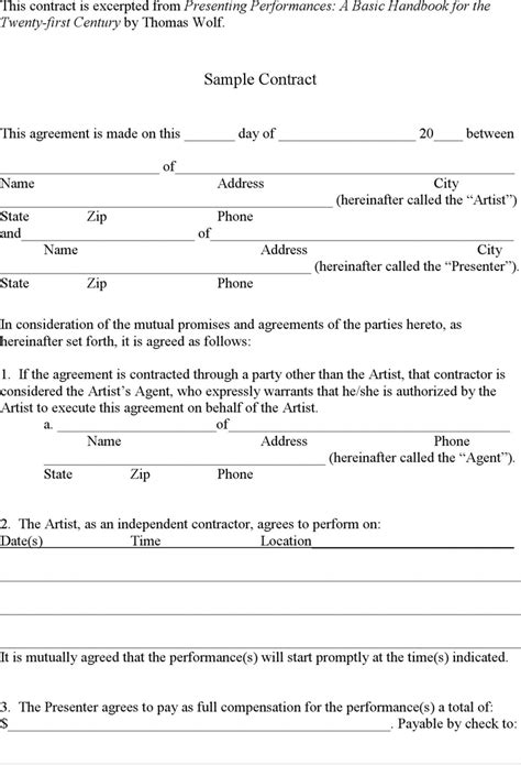 simple contract template template   speedy