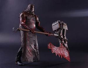 18cm Resident Evil Biohazard Executioner Majini Anime ...