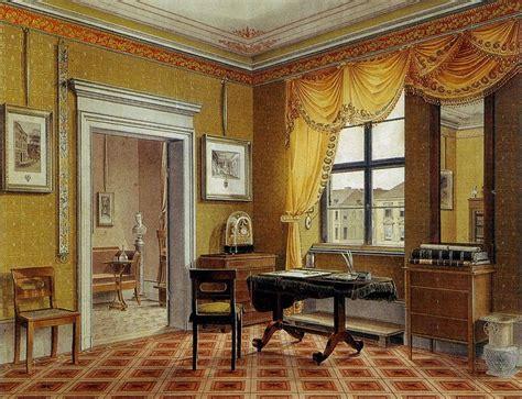 German Greek Revival, Biedermeier