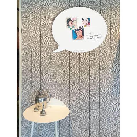 wonderwall magneetbord whiteboard tekstballon medium