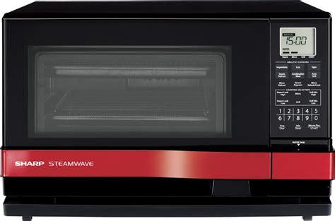 sharp axr  cu ft countertop steamwave microwave oven   watt microwave  watt