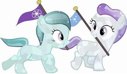 Pony Crystal Ponies Friendship Fillies Magic Vector