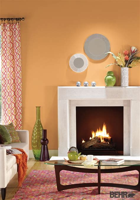 1000 images about orange rooms on pinterest neutral