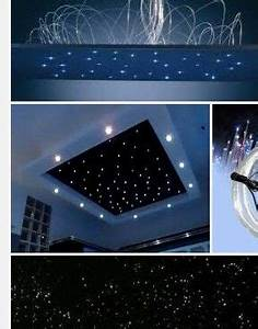 Sternenhimmel Led Decke : led sternenhimmel mit schwarzem hintergrund dream home sternenhimmel sternen himmel und himmel ~ Pilothousefishingboats.com Haus und Dekorationen