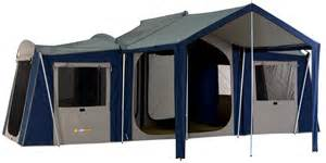 Oztrail Sunroom by 10 Man Canvas Chateau Buy Online From Outdoor Geek