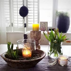 Frühlingsdeko Im Glas : fr hlingsdeko mit bellis blumengestecke pinterest ~ Orissabook.com Haus und Dekorationen
