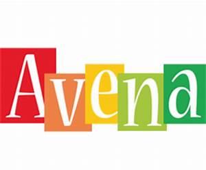 Avena Color Dauerschutz Holzlasur : avena logo name logo generator smoothie summer birthday kiddo colors style ~ Bigdaddyawards.com Haus und Dekorationen
