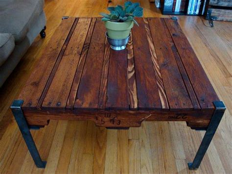 Coffee Tables Ideas Wood And Rustic Metal Coffee Table