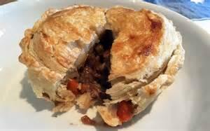 Puff Pastry Meat Pie Recipe