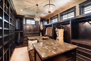 Masculine Bedroom Ideas by Dream Home Master Closet Transitional Closet