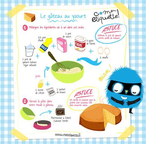 recette de cuisine gateau au yaourt recette gâteau yaourt