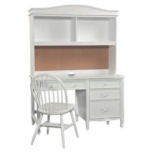 pedestal desk with hutch set white bolton target