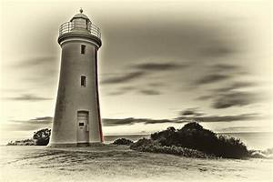 """""The Old Lighthouse"""" by Husky Redbubble"