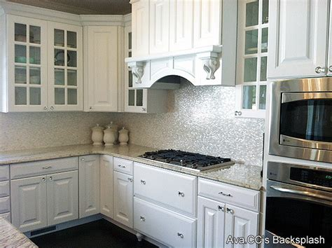 Pearl Tile Backsplash : 100% Natural Mother Of Pearl Tiles For Kitchen Backsplash