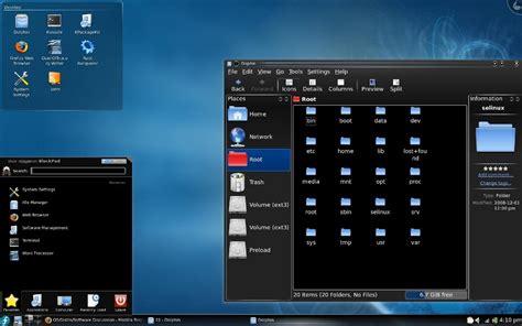 Testing Fedora 10 Kde Edition
