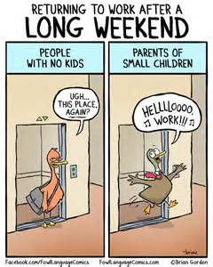 returning to work after maternity leave again fowl language comics