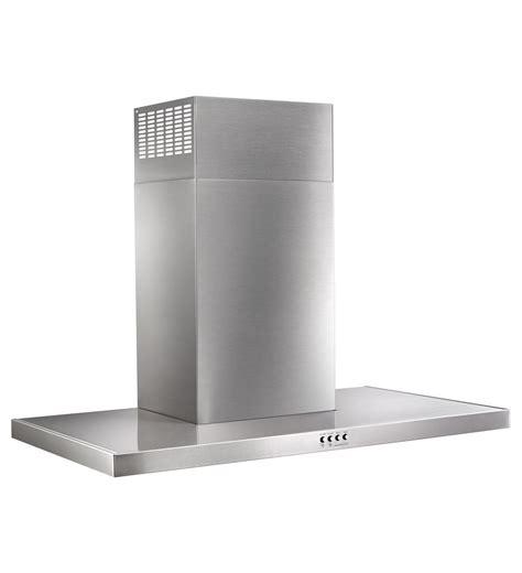 ventilation hotte cuisine wvw57uc6fs hotte de cuisine murale plate en acier