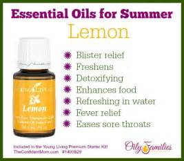 Pictures of Young Living Lemon Oil