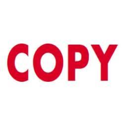 Copy Stamp Clip Art