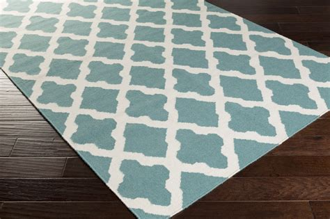 area rug teal artistic weavers york awhd1006 teal white area rug 1334