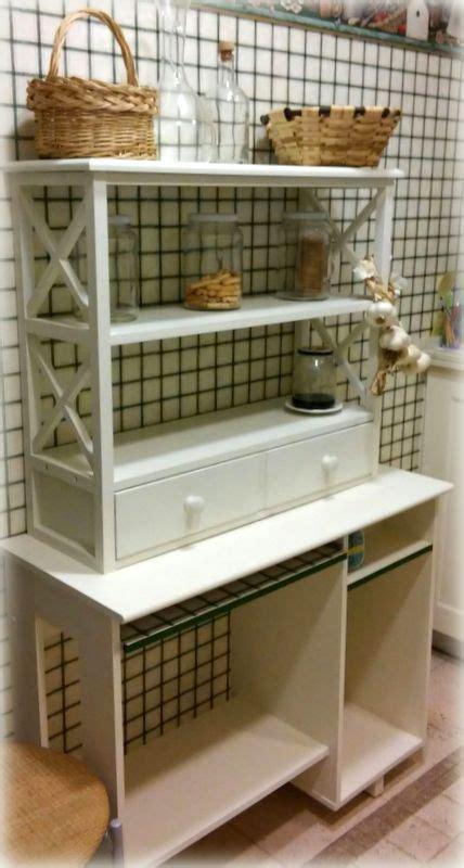 el desvan de los trastucos mueble auxiliar cocina