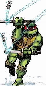 Leonardo Teenage Mutant Ninja Turtles Early Profile