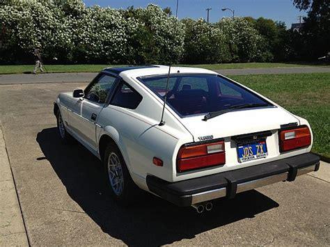 1981 Datsun 280zx Turbo by 1981 Datsun 280zx Turbo For Sale Sacramento California