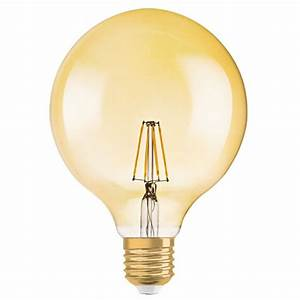 Osram Vintage 1906 : osram vintage 1906 classic led globe 125mm 4w extra warm white e27 gold ~ A.2002-acura-tl-radio.info Haus und Dekorationen