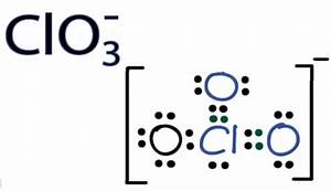 What Is The Lewis Dot Diagram For Clo3