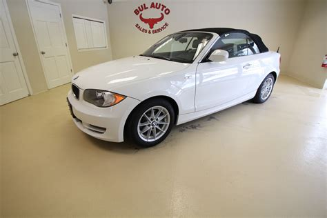 2011 Bmw 1series 128i Convertible Stock # 18002 For Sale