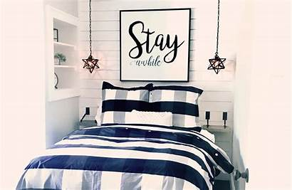 Guest Bedroom Tiny Cottage Decorating Feel Daybed