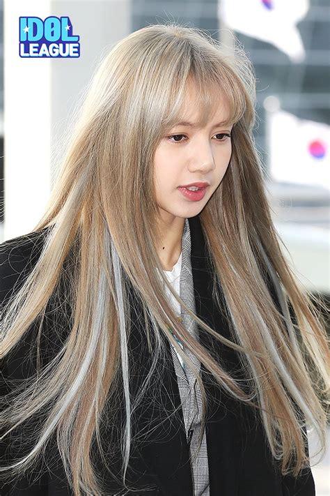 pin  lyonicabp  blackpink   long hair styles