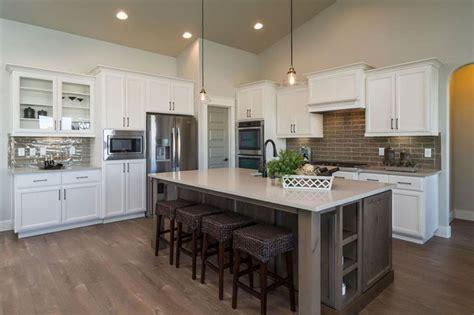 cottage kitchen island white kitchen cabinets with island