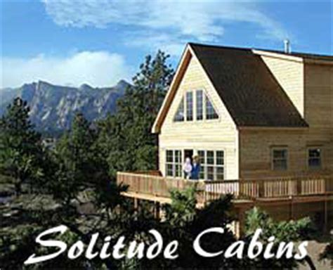 solitude cabins estes park co estes park colorado condos suites and vacation home guide