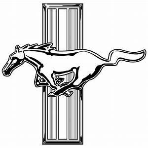 Mustang Logo PNG Transparent & SVG Vector - Freebie Supply