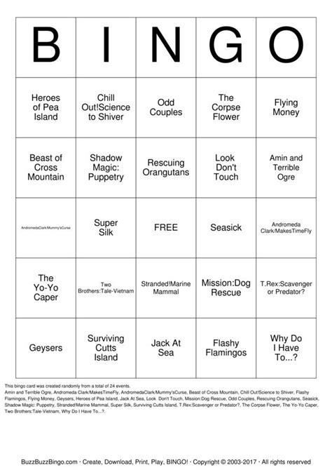 box  bingo cards   print  customize