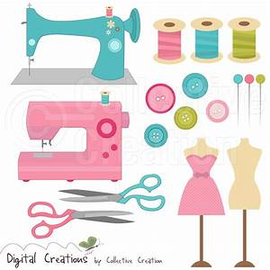 0 images about sewing machine illustration on clipart ...