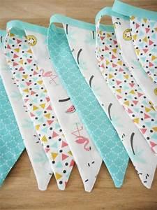 Guirlande Fanion Tissu : plus de 25 id es uniques dans la cat gorie guirlande fanion tissu sur pinterest guirlande de ~ Teatrodelosmanantiales.com Idées de Décoration