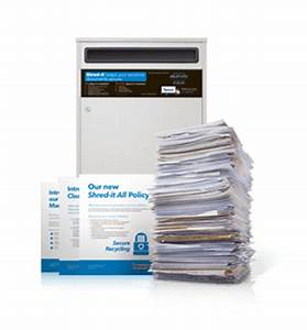 prices for paper shredding document destruction services With document shredding prices