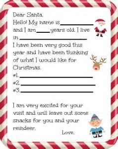 free printable free letter santa