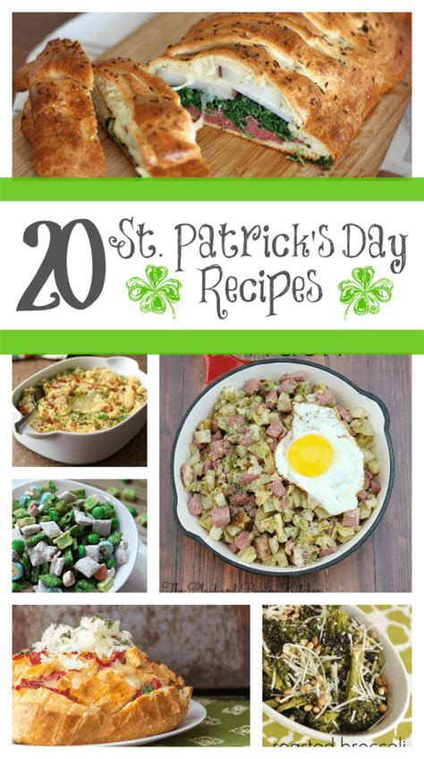 20 St. Patrick's Day Recipes and Ways to Celebrate