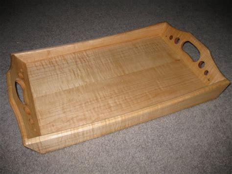 woodwork wooden serving tray plans  plans