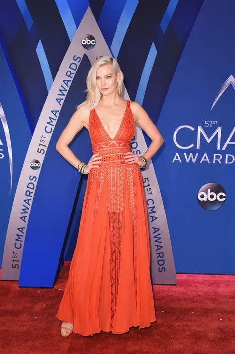 Karlie Kloss Cma Awards Nashville