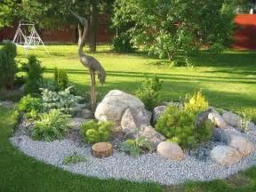 25 best ideas about rock garden design on