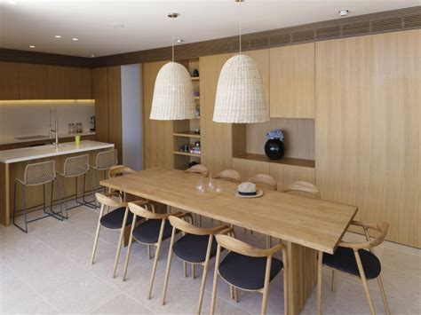 kitchen island  table attached decoration effect