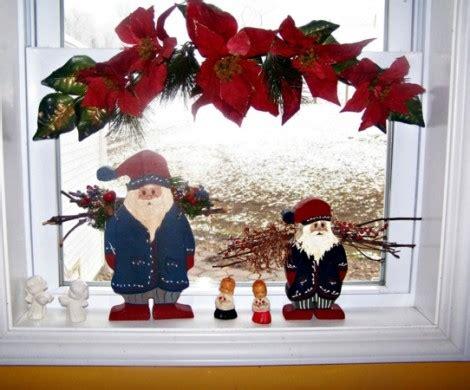 Fensterdeko Weihnachten Innen by Fensterdeko F 252 R Weihnachten Vermittelt Eine Tolle Feststimmung