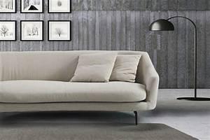 Canapé 3 Places : canap 3 places plus de confort dans plus d 39 espace ~ Louise-bijoux.com Idées de Décoration