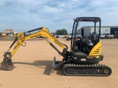 holland ec excavator commercial trucks  sale agricultural equipment