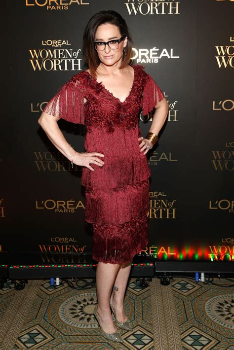 lisa kennedy montgomery photos photos l oréal paris women of worth celebration 2018 zimbio